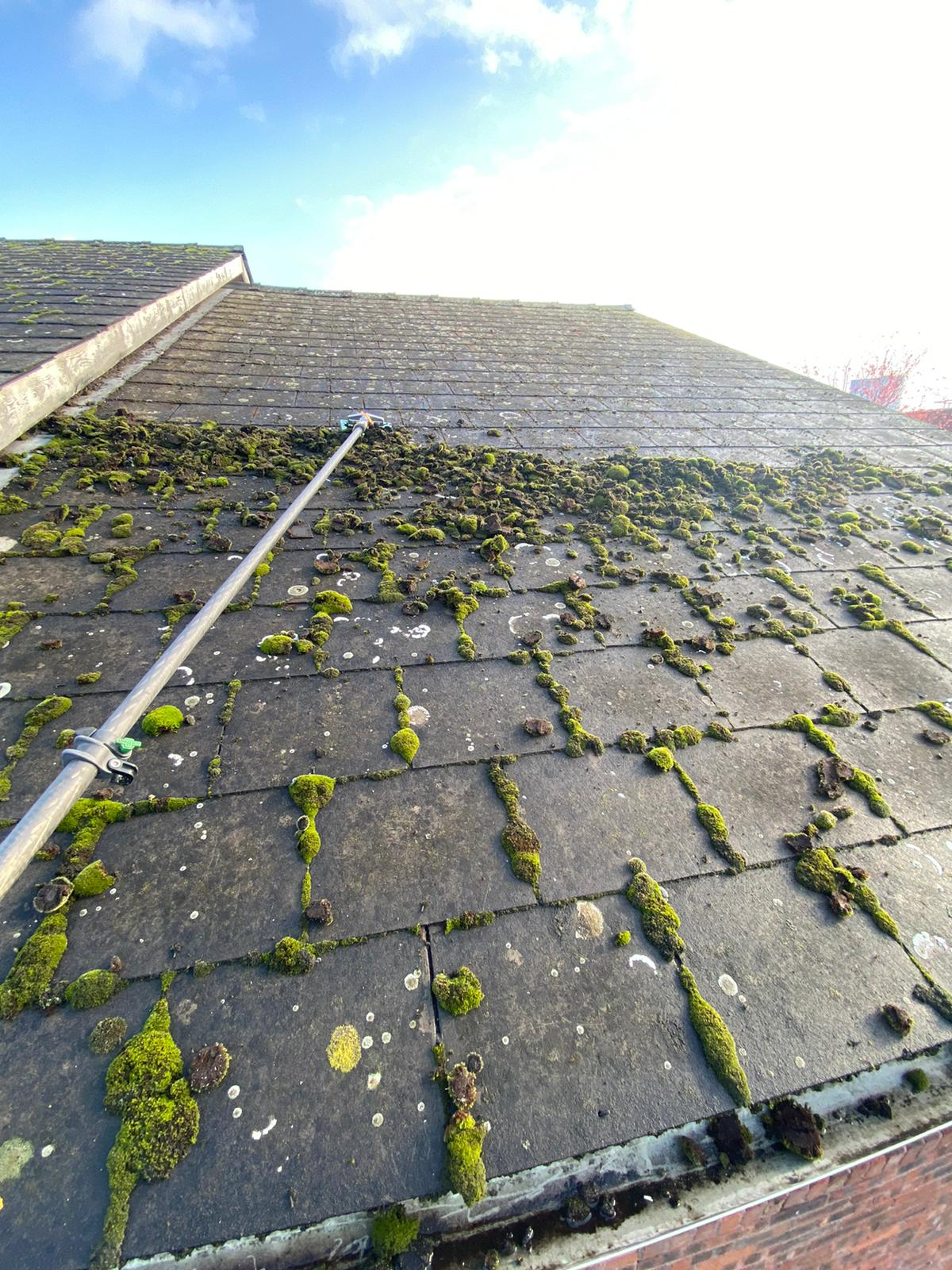 Quality Roof Cleaning Services in London
